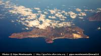Isole Eolie. Veduta aerea dell'Isola di Lipari  - Lipari (10655 clic)