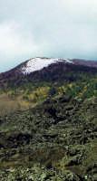 Cono avventizio innevato presso il Rif. Citelli  - Etna (6282 clic)