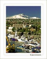 Il porticciolo di Ognina...  - Catania (2398 clic)