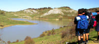 Scouting - Sosta presso il Lago Trearie  - Nebrodi (7178 clic)