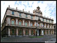 Palazzo dell'Università, Dicembre 2004  - Catania (2119 clic)