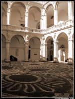 Chiostro del Palazzo Centrale dell'Università  - Catania (2268 clic)