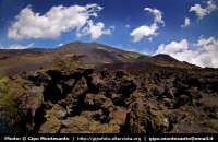 I crateri fotografati con un circular fisheye 8mm.  - Etna (2265 clic)