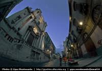 Via Crociferi. Progetto Catania in 8mm... a cura di Gipo Montesanto  - Catania (1914 clic)