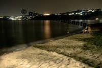 Ripresa notturna, agosto 2005  - Agnone bagni (8179 clic)