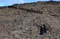 Pagghiaru 'n Petra nei pressi di Monte Nero degli Zappini, settembre 2005  - Etna (2211 clic)