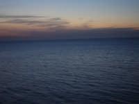 Mare terrasini dopo il tramonto. TERRASINI stefy D.G.