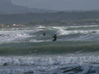 un po' di onda  - Porto palo di menfi (5350 clic)