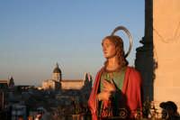 Militello in val di Catania nel giorno del Venerdì Santo  - Militello in val di catania (2852 clic)