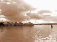 Porto di Mazara  - Mazara del vallo (3031 clic)