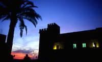 Castello di Biscari al tramonto  - Acate (8374 clic)
