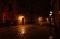 nevicata del 26/01/2005  - Ragusa (3907 clic)