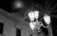composizione notturna a Modica MODICA Giorgio Spoto