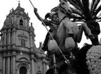 Festa di S.Giorgio a Ragusa ibla  - Ragusa (7005 clic)