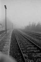 Stazione di Ragusa ibla, una mattina, in inverno.  - Ragusa (2162 clic)