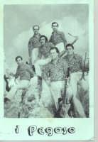 FAMOSO GRUPPO MUSICALE CIANCIANESE DEGLI ANNI 60 E 70  I PEGASO.  - Cianciana (6573 clic)