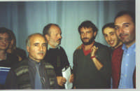SIAMO CON IL FAMOSO NAVIGATORE SOLITARIO GIOVANNI SOLDINI  - Cianciana (4709 clic)