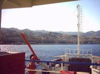 Messina dal traghetto  - Messina (4132 clic)