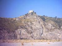 Il santuario visto dai laghetti  - Tindari (6585 clic)