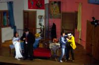 TAX A DUE PIAZZE. 2004 Compagnia teatrale Stabile dei Nomadi LUIGI RUBINO  - Leonforte (1939 clic)