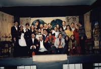 MISERIA E NOBILTà. 1996  Compagnia teatrale Stabile dei Nomadi LUIGI RUBINO  - Leonforte (3488 clic)