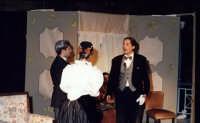 MISERIA E NOBILTA'. 1996  Compagnia teatrale Stabile dei Nomadi LUIGI RUBINO  - Leonforte (2427 clic)
