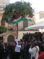 Festa degli schetti 2009(alzata dell'albero)  - Terrasini (6742 clic)
