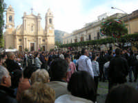 Festa degli schetti 2009(alzata dell'albero)  - Terrasini (8408 clic)