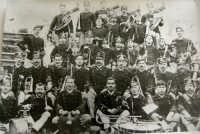 La Banda Musicale di Borgetto agli inizi del 1900 (15943 clic)