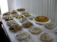 Mensa di San Giuseppe (14 marzo 2008) dolci tipici  - Borgetto (4217 clic)