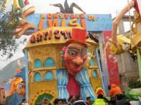 Carnevale 2009, sfilata dei carri allegorici  - Cinisi (6601 clic)