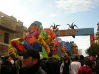 Carnevale 2009, sfilata dei carri allegorici  - Cinisi (7349 clic)