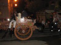 Mense di San Giuseppe 2007, sfilata Carretti  - Borgetto (5727 clic)