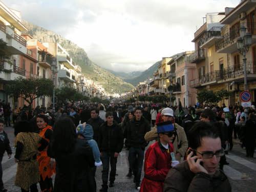 Carnevale  - Cinisi 2009  - CINISI - inserita il