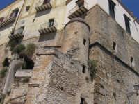 Duomo, scorcio delle antiche mura   - Monreale (2309 clic)