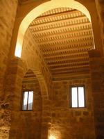Cantina Borbonica (interno del corpo principale) La cantina fu edificata nel 1800 su progetto dell'architetto regio Don Carlo Chenchi coadiuvato dall'Architetto partinicese Giuseppe Patti e fu ultimata nel 1802 (in soli due anni!)  - Partinico (3914 clic)