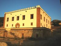 Palazzo Ram (dopo il restauro) Fatto edificare nel 1580 circa, dalla famiglia Ram originaria della Catalogna si trova ubicato tra i centri abitati di Borgetto e Partinico in posizione rilevata.  - Partinico (5096 clic)