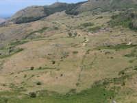 Panorama monte Crocefia e c/da Platti  - Borgetto (6077 clic)