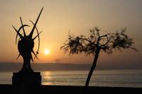 Boccavento all'alba  - Santa teresa di riva (10126 clic)