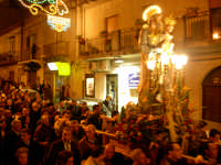 Festa di San Giuseppe (19-03-2007)  - Chiusa sclafani (1722 clic)