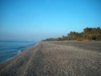 Spiaggia di Fiumefreddo di Sicilia  - Marina di cottone (4721 clic)