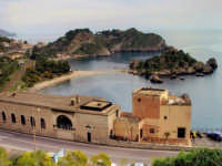 Isola bella Taormina  - Taormina (2133 clic)
