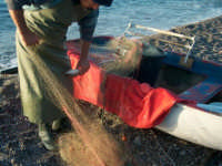 Fiumefreddo di Sicilia pescatore  - Marina di cottone (3397 clic)