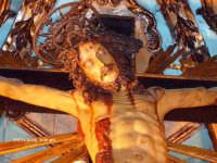 PARTICOLARE DEL CROCIFISSO  - Salemi (2771 clic)