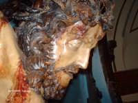 PARTICOLARE DEL CROCIFISSO  - Salemi (2626 clic)