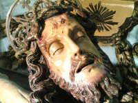 PARTICOLARE DEL CROCIFISSO  - Salemi (2629 clic)