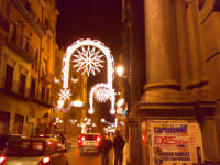 Natale a Palermo - Luminarie PALERMO Rocco Lo Presti