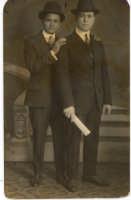 Anni 20 - siculo americani emigranti in cerca di lavoro e successo  -   Uno di loro ...............ERA MIO PADRE !  - Palermo (5441 clic)
