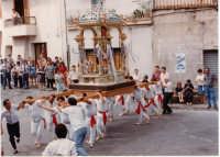 la tradizionale corsa di San Sebastiano!  - Motta d'affermo (9584 clic)