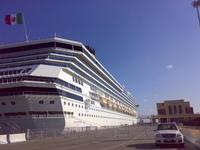 costa concordia la Costa Concordia ormeggiata al Porto di Palermo. Era il 5 novembre 2011 - dopo due